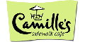 Camille's Sidewalk Cafe menu and coupons