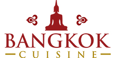 Bangkok Cuisine Menu