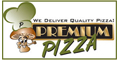 Premium Pizza Menu