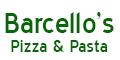 Barcello's Pizza & Pasta Menu
