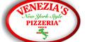 Venezia's Pizzeria Menu