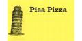 Pisa Pizza Menu