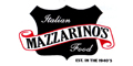 Mazzarino's Italian Food menu and coupons
