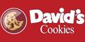 David's Cookies Menu