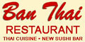 Ban Thai menu and coupons