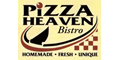Pizza Heaven Bistro menu and coupons